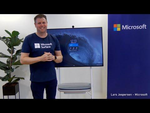 Surface Hub Whiteboard