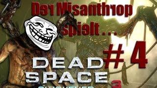 Dead Space 3 Awakened Coop #4 | Scarecrow mit den Scherenhänden