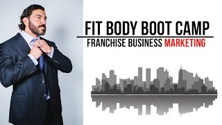 Fit Body Boot Camp Franchise Business Marketing