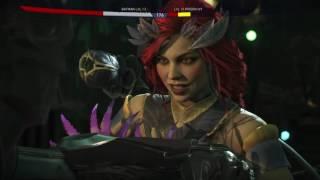 Injustice 2 Batman Vs Poison Ivy