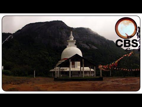 Relaxation Sounds of Buddhism Monastery Sri Pada, Sri Lanka - Chaotic Bash Studios