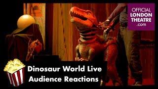 Dinosaur World Live Audience Reactions