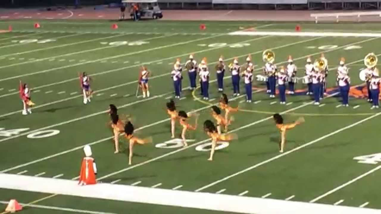 Lincoln University Marching Band Dance Feature Sep 26 2015 ...