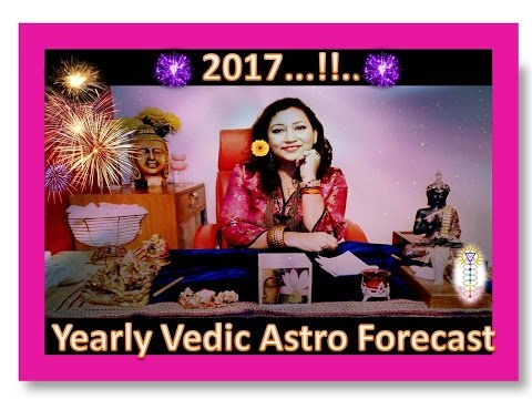Yearly Vedic Astrology Forecast 2017 in Hindi