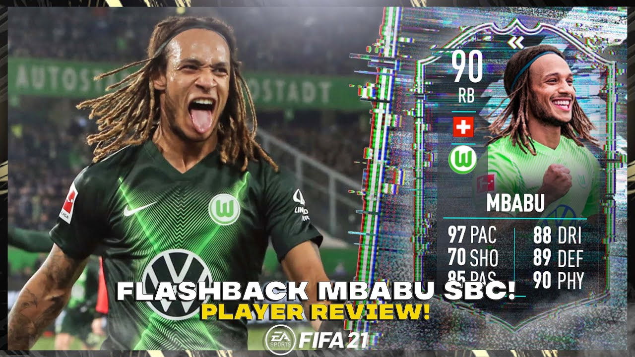 """Download A """"CB"""" CHEAT CODE?! 😳  FLASHBACK MBABU SBC PLAYER REVIEW! FIFA 21 ULTIMATE TEAM"""