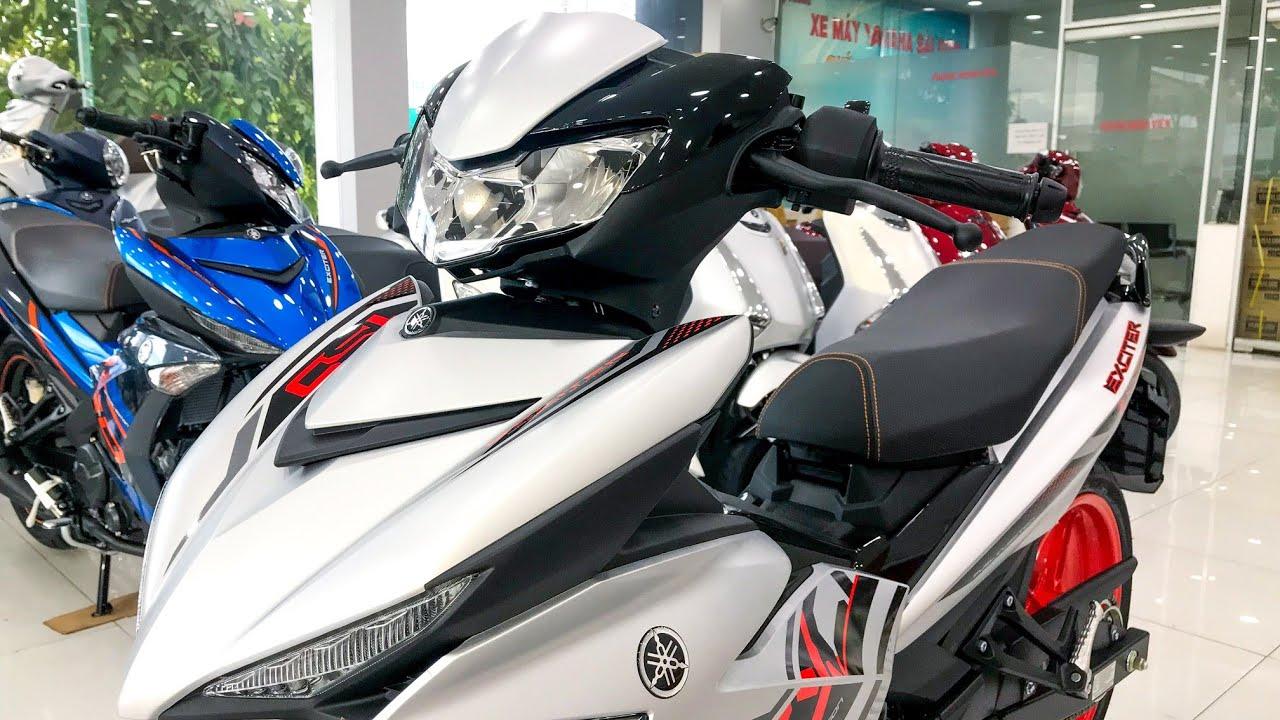 Giá Xe Exciter 150 Bạc Cam Mới Nhất 2021   Yamaha Exciter 150 Limited Phiên Bản Giới Hạn   Quang Ya
