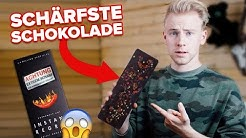 SCHÄRFSTE Schokolade DER WELT ! 😳 II RayFox