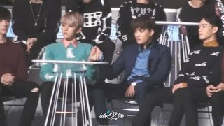 [HELLO BETA] 151202 MAMA - KAIBAEK MOMENTS (Stay by my side~♡)