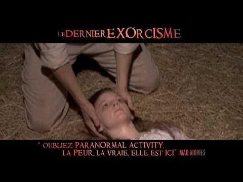 Le Dernier Exorcisme (Daniel Stamm) - Spot 30sec poster