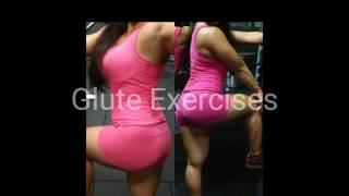 My Favorite Glute exercises