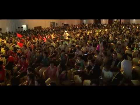 Amazing ONECOIN  Event in DUBAI 2015