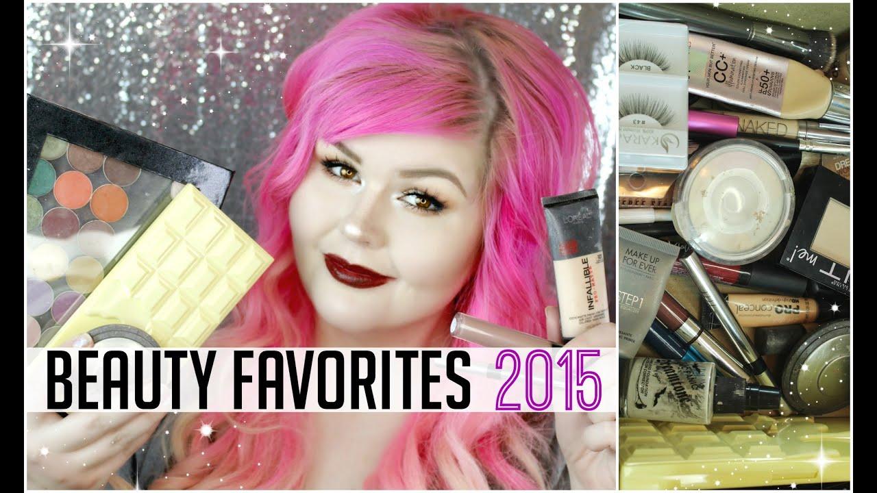 Best In Beauty 2015 Favorites