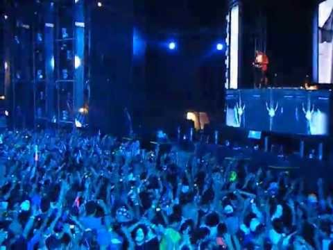Dash Berlin performing at ASOT600 THE EXPEDITION Guatemala City 27/03/2,013