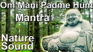 Om mani padme hum mantra 8hour full night meditation with nature sound - Relax and yoga zen music