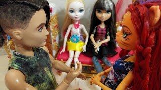 Мультики День Святого Валентина. Куклы Шоу 12