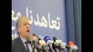 خطبة تاريخية لعبد المالك سلال رئيس وزراء الجزائر