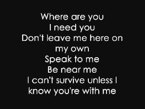 Haunted - Kelly Clarkson WITH LYRICS