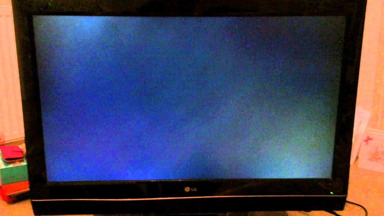 Lg tv pixelated