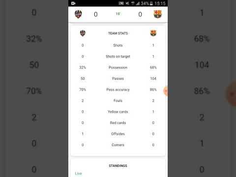 Barcelona Vs Levante Live Stream La Liga