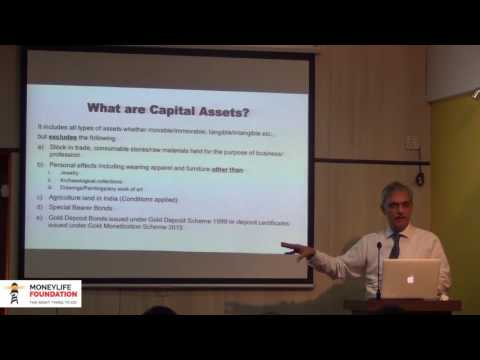 Capital Assets and the various types of capital assets