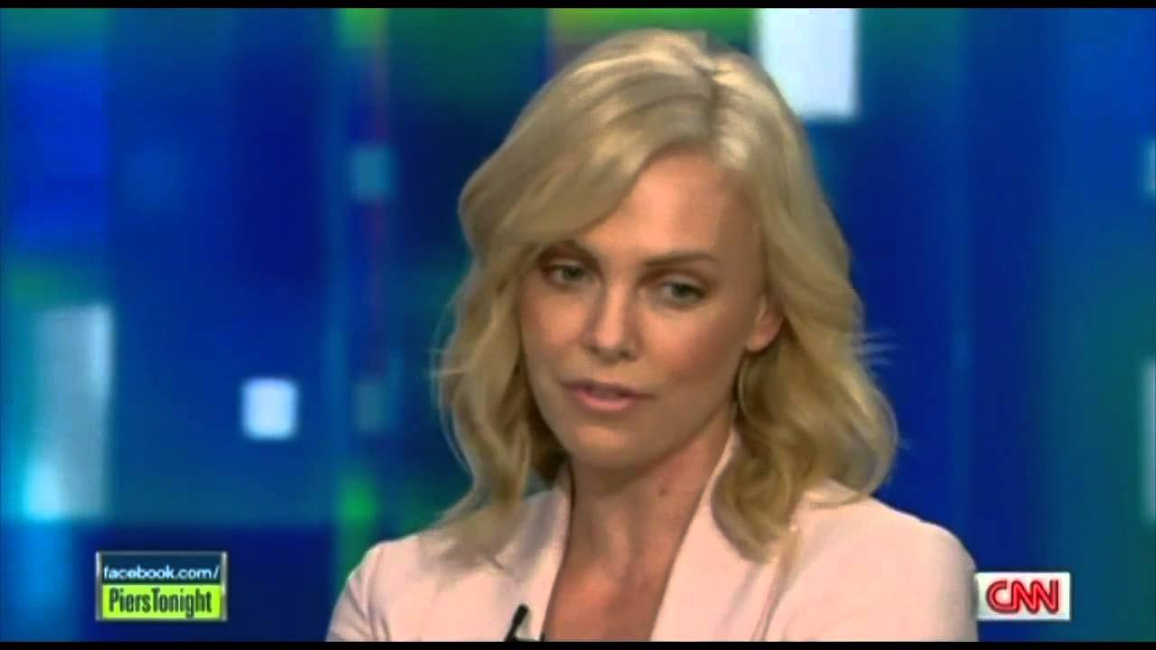 Charlize Theron Speaks Afrikaans - YouTube