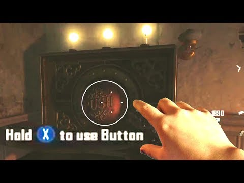 RICHTOFEN & MAXIS SUPER EASTER EGGS! Call of Duty Black Ops 2 Zombies TranZit, Die Rise & Buried