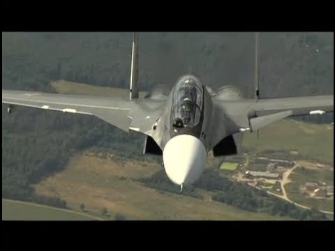 Sukhoi Su-30SM -  Best Footage Ever