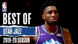 The Best Of The Utah Jazz | 2019-20 Season