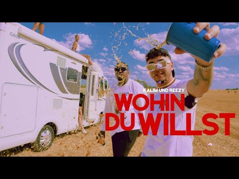 KALIM feat. REEZY - wohin du willst (prod. by Bawer & Brasco) on YouTube