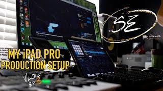 My iPad Pro Music Production Setup 2021