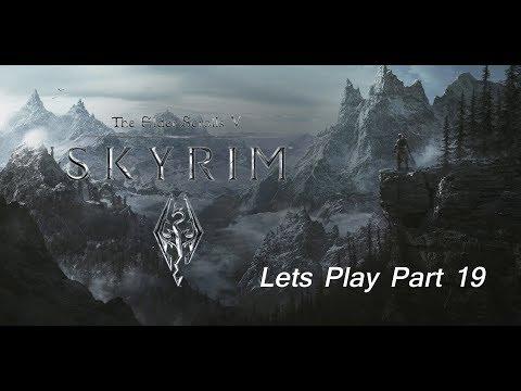 Skyrim Lets Play Part 19 Wo ist die Aktion geblieben?