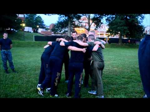 UVA NROTC Orientation Week 2013