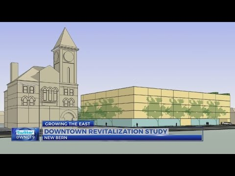 New Bern plans to build large facility in downtown, following study results