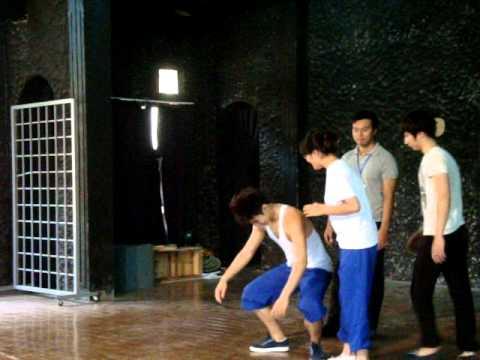 Môn Tiếng nói sân khấu - K31 - Sân khấu điện ảnh 2