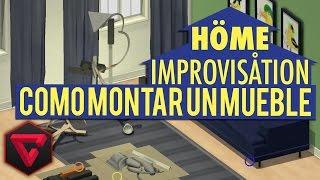 COMO MONTAR UN MUEBLE | Höme Improvisåtion
