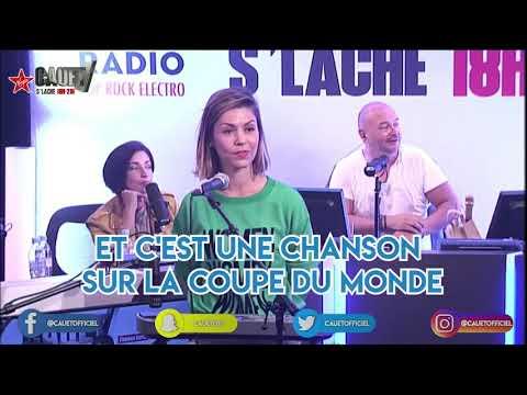 LA MEILLEURE CHANSON DE LA COUPE DU MONDE feat. Laurie Peret