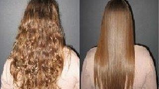 وصفة طبيعية رهيييبة لترطيب الشعر الجاف بمكونين فقط من مطبخك