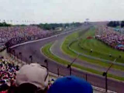 Indy 500 2007 1st Lap
