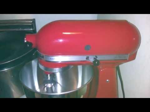 KitchenAid Artisan Stand Mixer Strange Noise