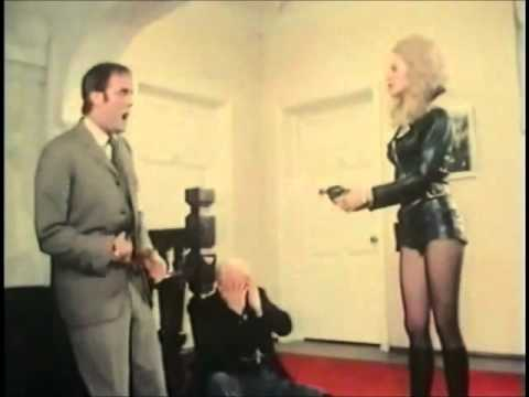 John Cleese and Connie Booth Tribute - YouTube