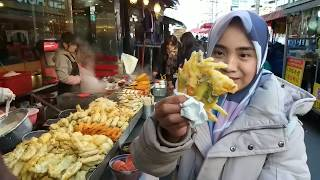 SALE WINTER DI KOREA | STREET FOOD KOREA
