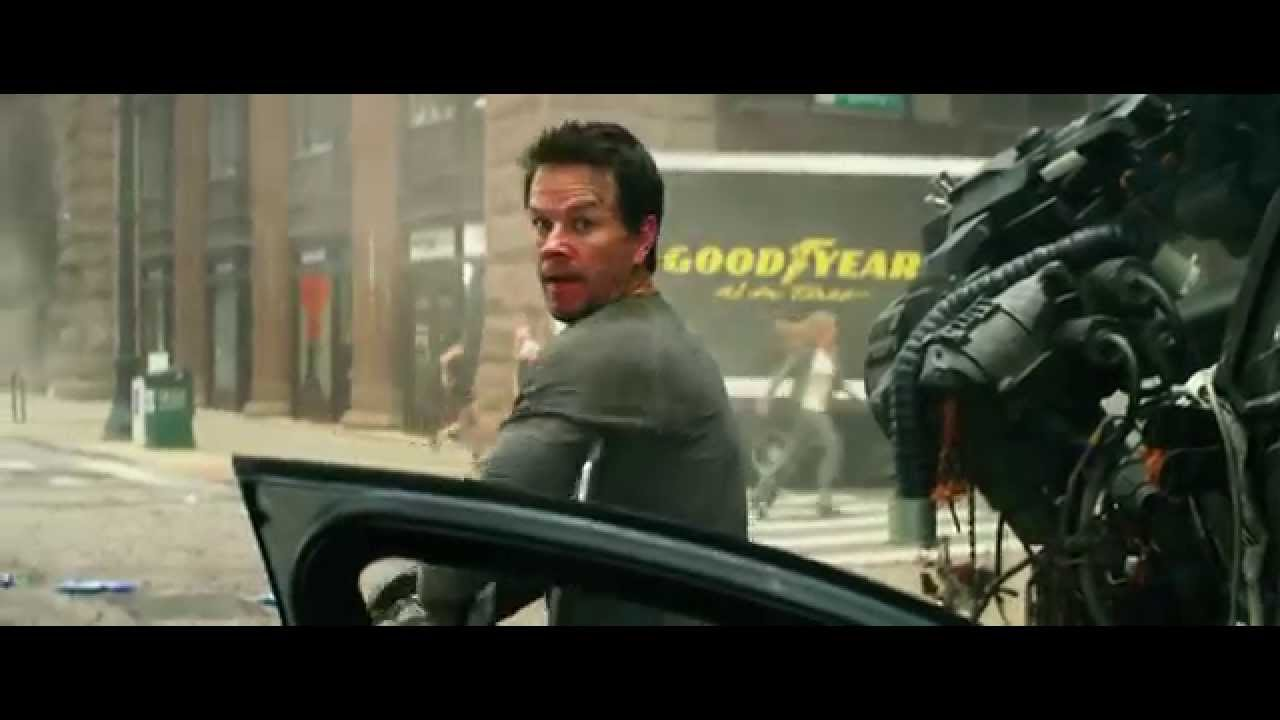 Goodyear Car >> Transformers: Age of Extinction - Forge - YouTube