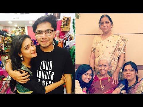 पहा.. वैदेहीची खरी FAMILY || Hruta Durgule Family