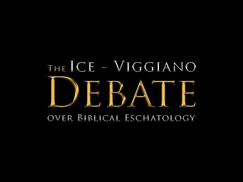 Eschatology Now: The Ice - Viggiano Debate