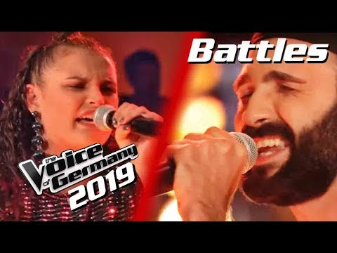 Juju feat. Henning May - Vermissen (Farman Isajew vs. Dalja Heiniger) | Voice of Germany | Battles
