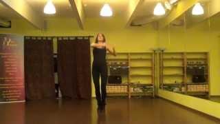 Видео-обучение.Танцевальный флэшмоб 4-ый танец ( Музыка детства)
