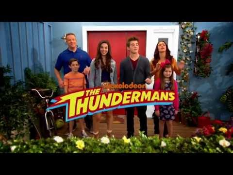 The Thundermans Theme Song Backwards