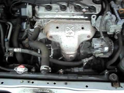 2001 Honda Accord EX     Front Engine Mount