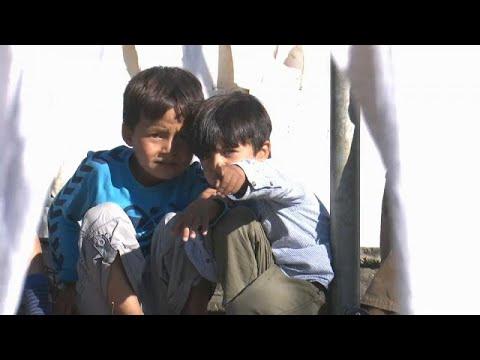 مخيم موريا -الرهيب- في اليونان، أو -مخيم غوانتنامو-  - 16:53-2018 / 9 / 19