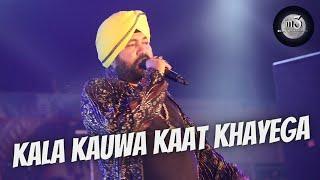 Kala Kauwa Kaat Khayega   Daler Mehndi Live in Concert   Burdwan Kanchan Utsav 2021